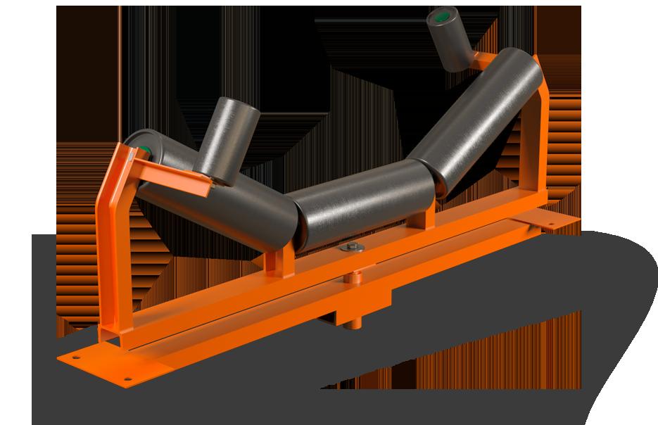 Роликоопоры для конвейеров центрирующие фольксваген транспортер с пробегом в питере